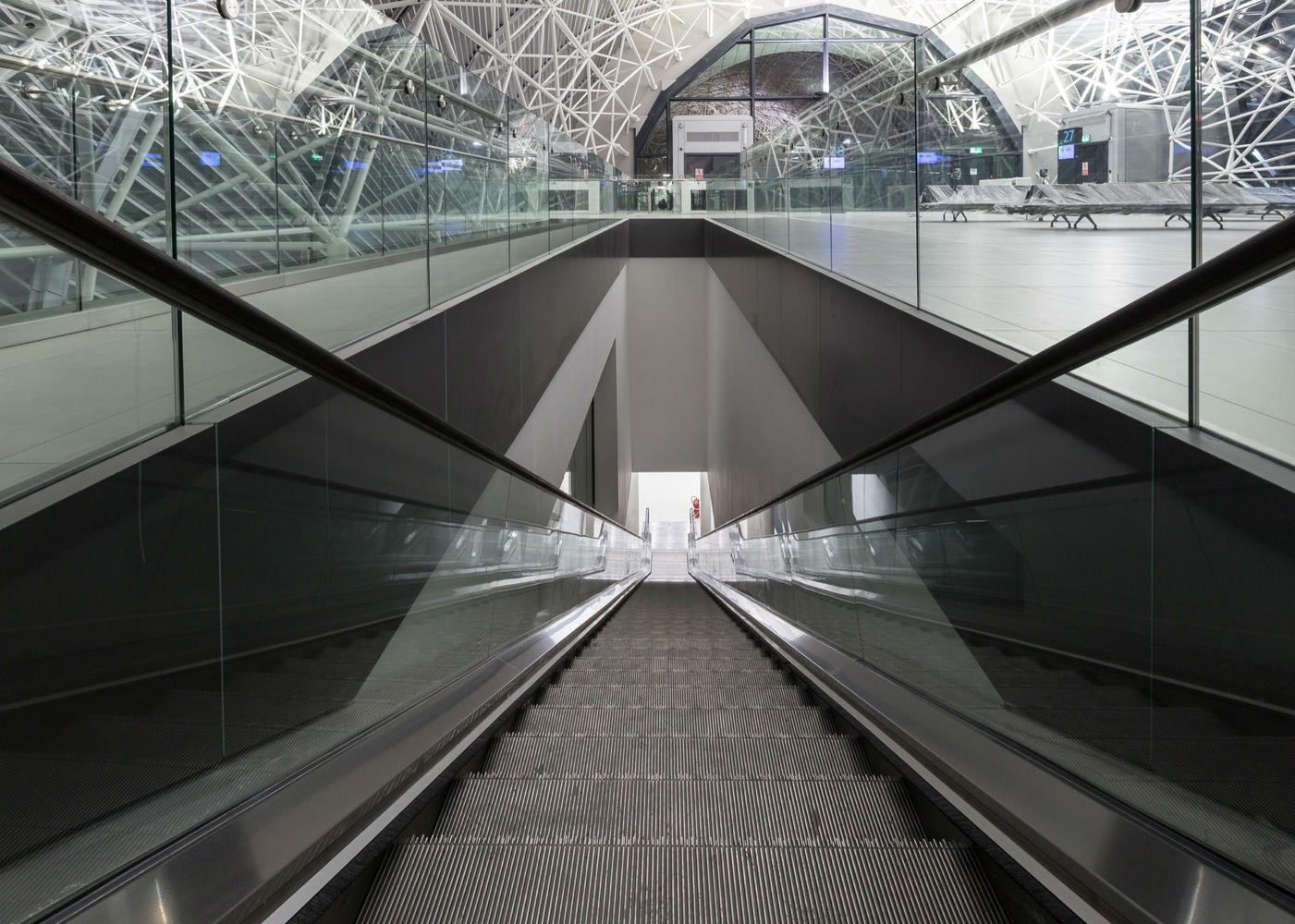 Zagreb Airport Kincl Neidhardt Institut Igh Arch2o Com Zagreb Airport City Croatia