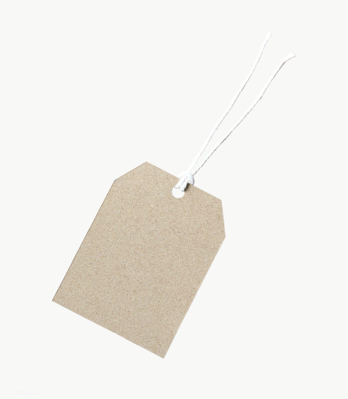 Paper Tag Mockup Premium Image By Rawpixel Com Nam Design Mockup Free Paper Tags Price Tag Design