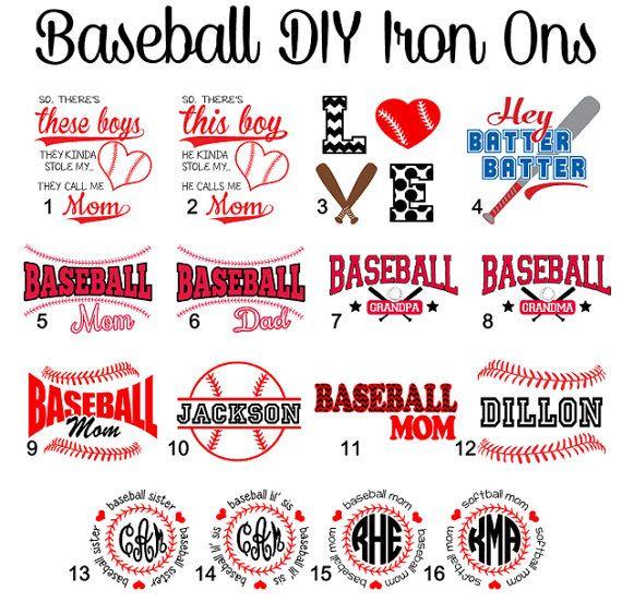 Diy baseball and softball iron ons baseball mom by vinyldezignz do diy baseball and softball iron ons baseball mom by vinyldezignz solutioingenieria Choice Image