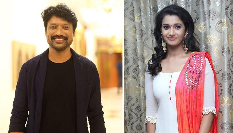 SJ.Surya – Priya Bhavani shankar Next Movie Titled Monster