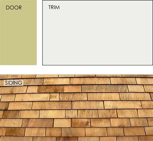 Best For Colors That Go With Natural Cedar Shingles Door 640 x 480
