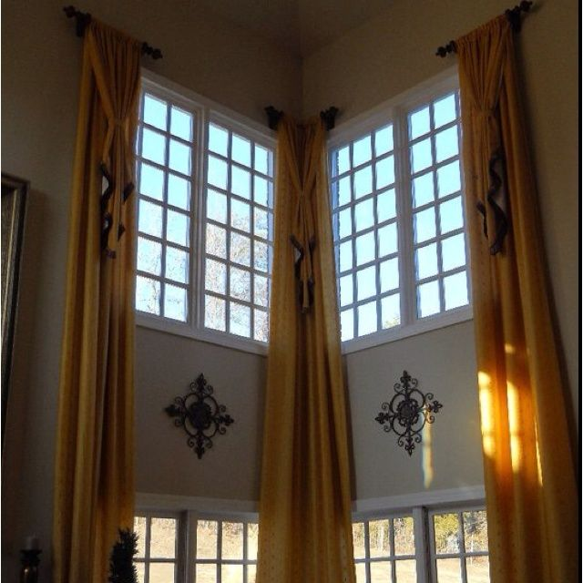 Two Story Curtains - Google Search