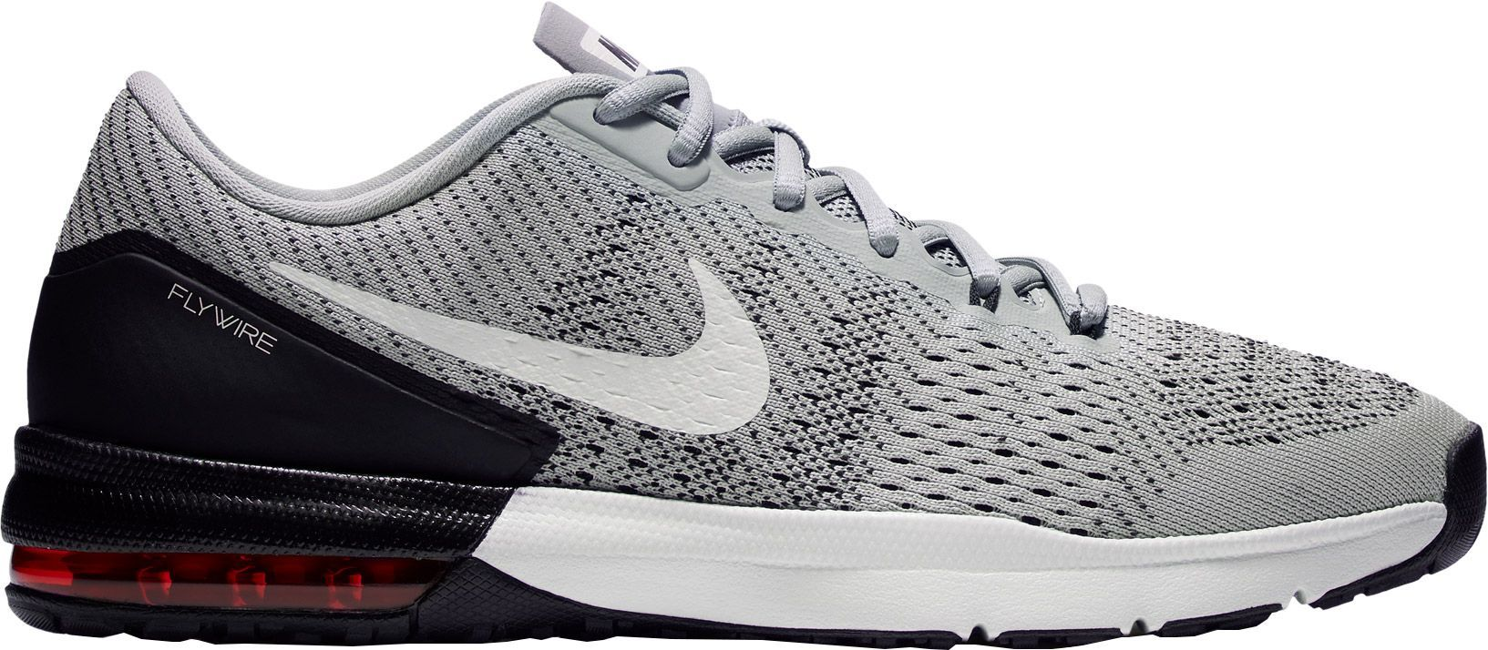 Nike Men's Air Max Typha Training Shoes, Size: 8.0, Gray