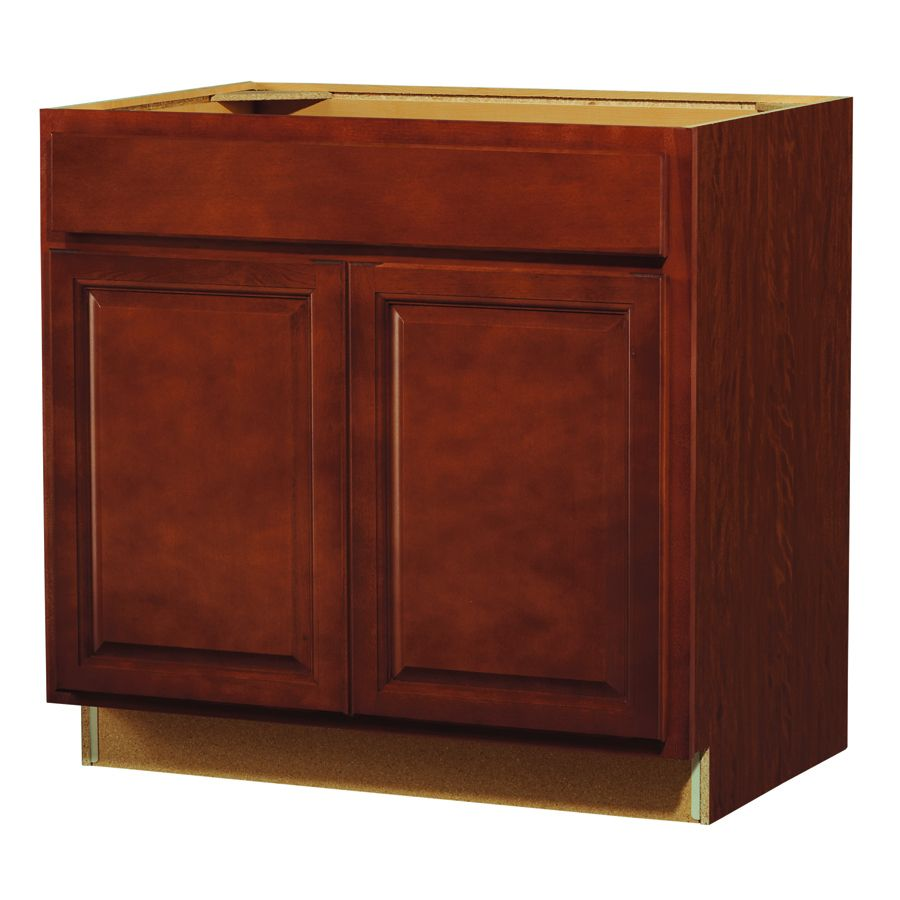 Kitchen Classics Cheyenne 36 In W X 35 In H X 23 75 In D Stained Saddle Door And Drawer Base Cabinet Lowes Com Kitchen Base Cabinets Base Cabinets Lowes Kitchen Cabinets
