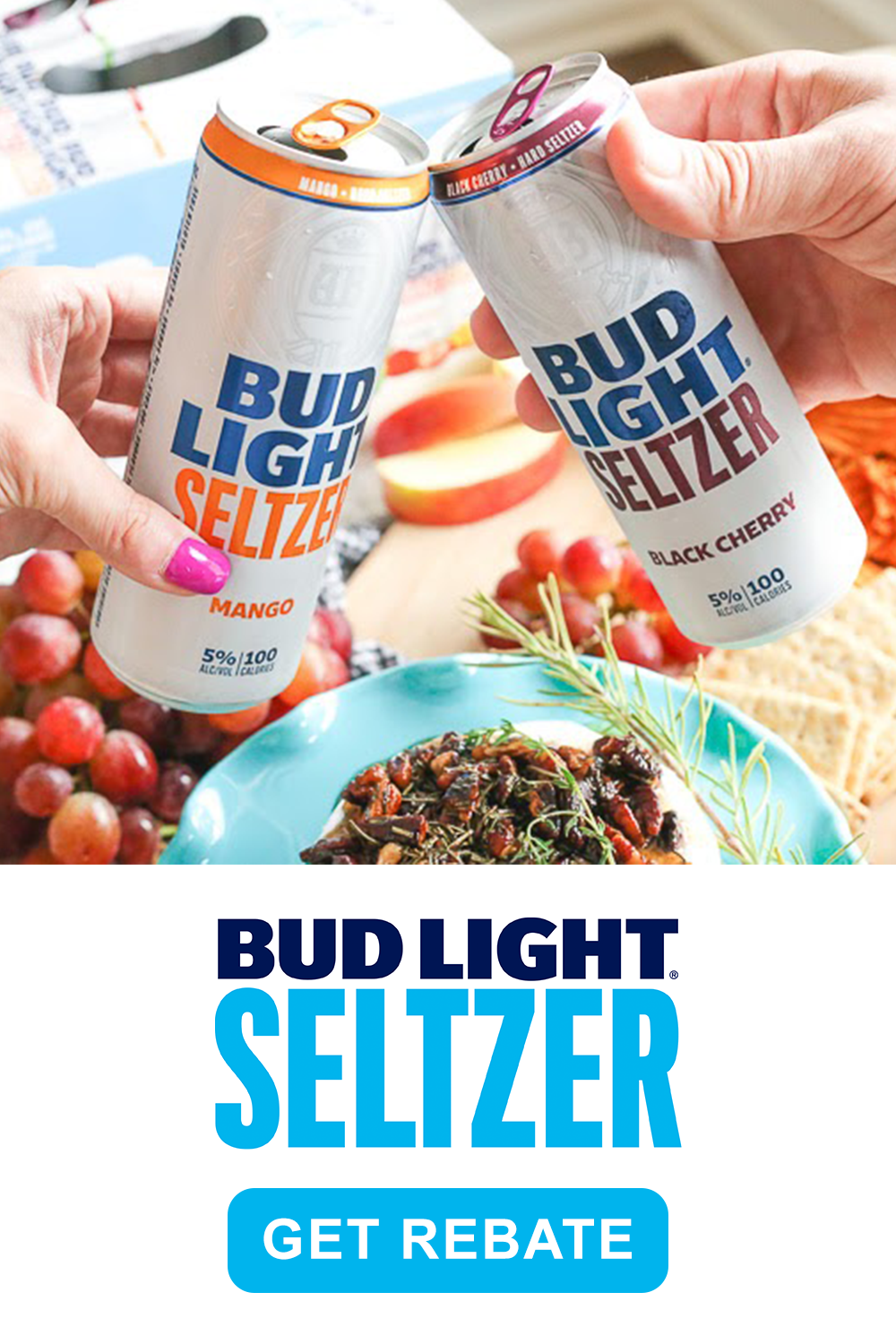 Save On Budlight Seltzer Easy Party Drinks Party Drinks Easy Parties