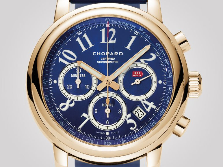 Chopard 2014 Mille Miglia Watch