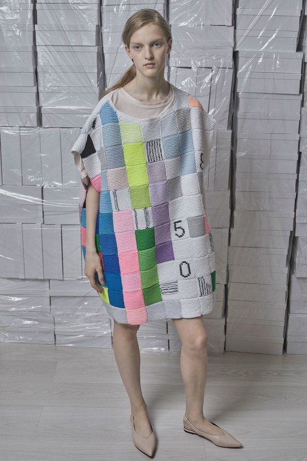 Vika Gazinskaya   Spring 2018 Ready-to-Wear