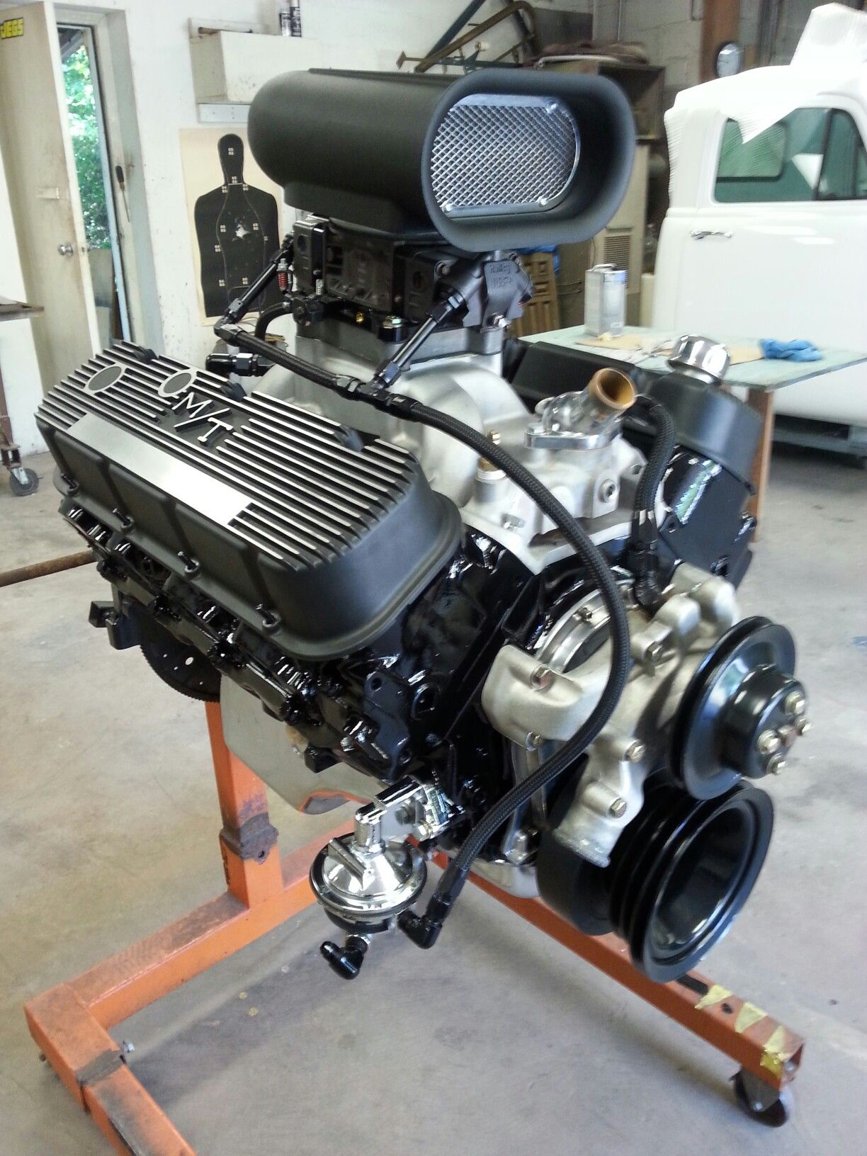 396 Chevy Big Block Automobile Engineering Race Engines Chevy