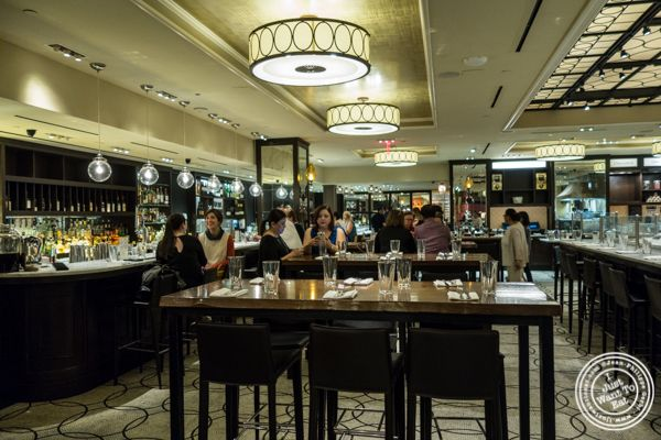 Dining Room At Todd English Food Hall The Plaza In Nyc New York
