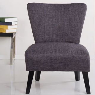 89 overstock alice fabric accent chair get free shipping at