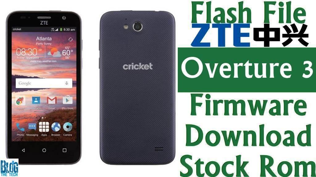 purchase cheap 23337 0c727 Flash File] ZTE Overture 3 Z851M Firmware Download [Stock Rom ...