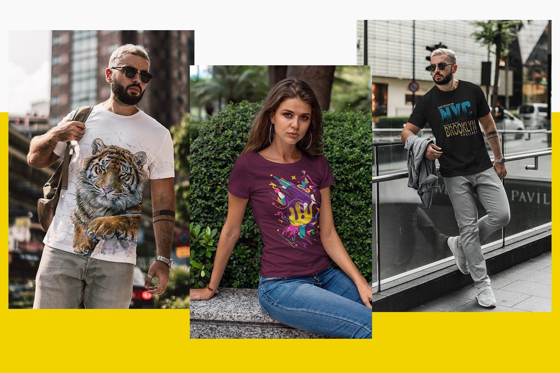 Download T Shirt Mock Up Urban Style Vol 2 Urban Fashion Girls Tshirts Style