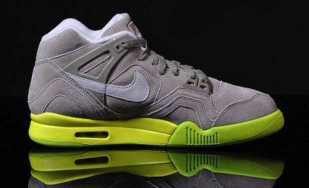"b9e5887345c2 Nike Air Tech Challenge II Suede ""Bamboo"""