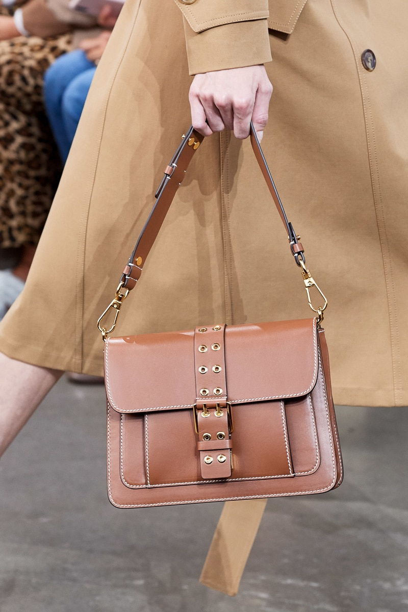 Michael Kors Bets Heavy on New Logo Hardware for Its