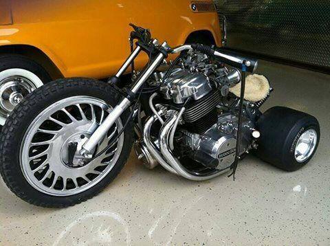 Resultado de imagen para motorized drift trike | fantastico | Pinterest