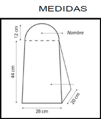 Bolsa Ratita Presumida - Lijot - Lenceria femenina y ropa de bebe