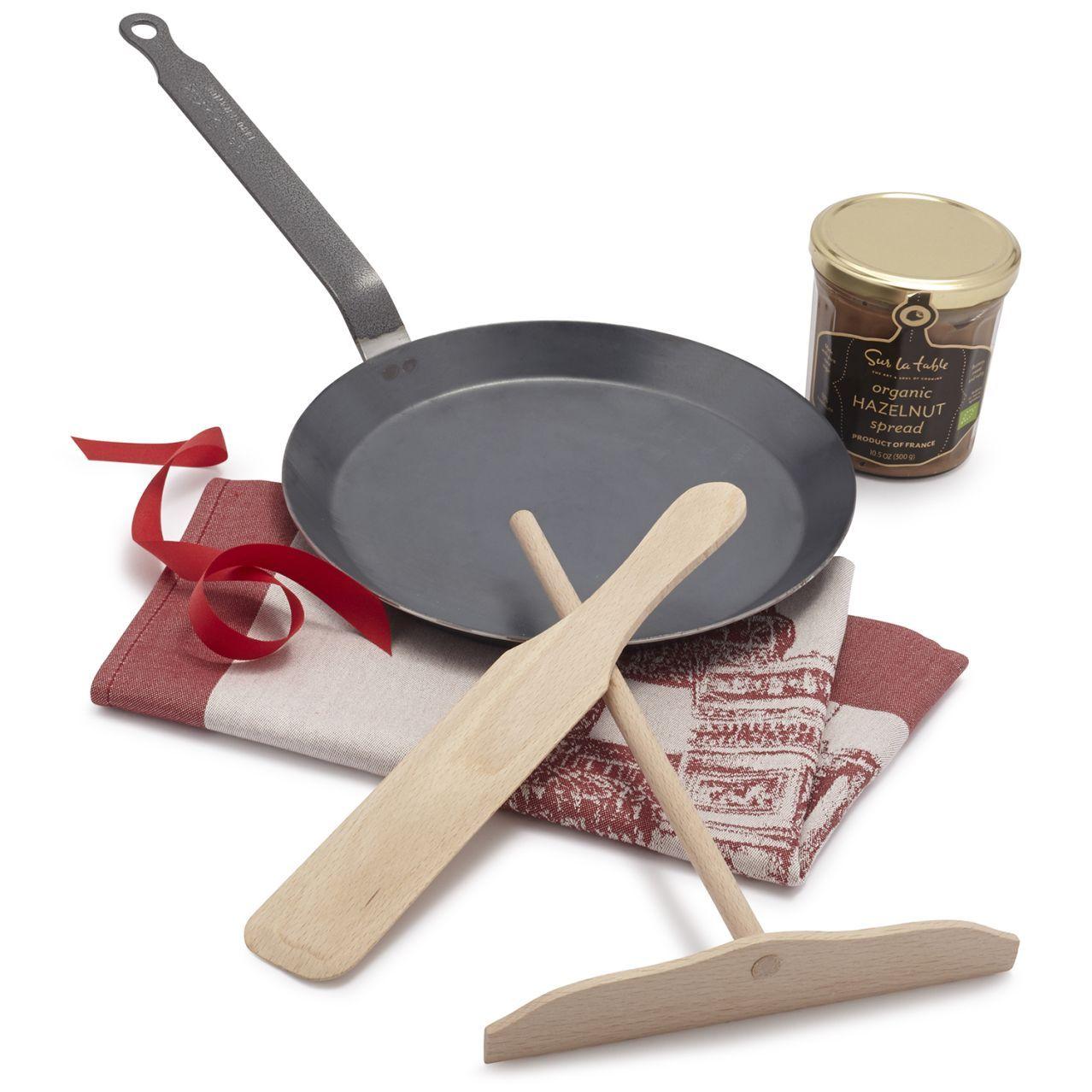 Elegant Crêpe Gift Set | Sur La Table Also A Perfect Pan For Buckwheat.