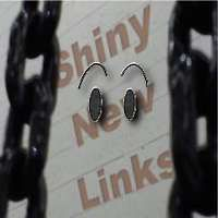 Part one of a two part link building series. The chain photo was shot in a Detroit warehouse several years ago. I used a very cheap camera and liked the look.