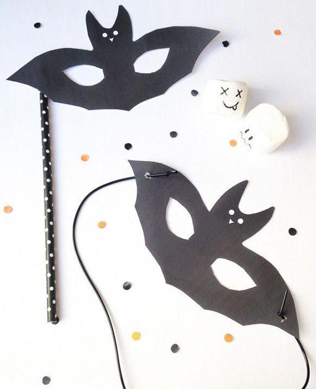 Des Chauve Souris A Imprimer Pour Halloween Avec Images