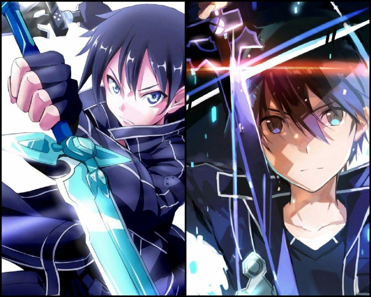 Pin di gambar yang baru sword art online sao