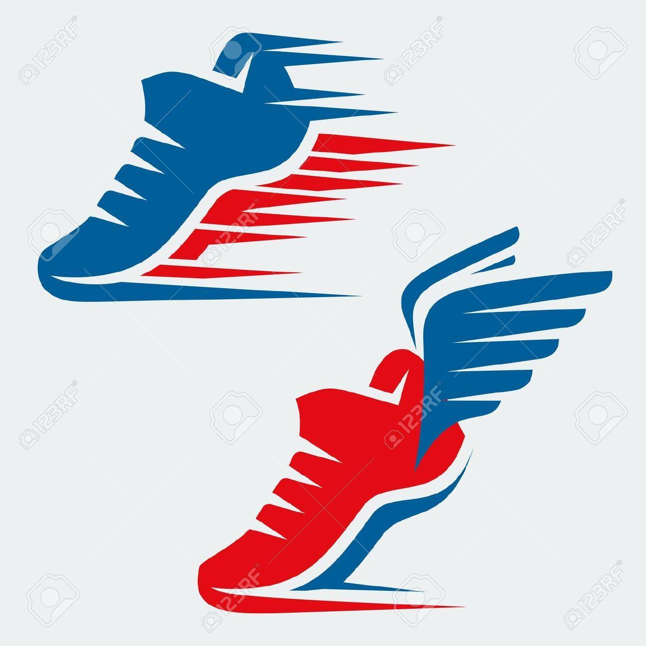 running shoe logo - Google Search