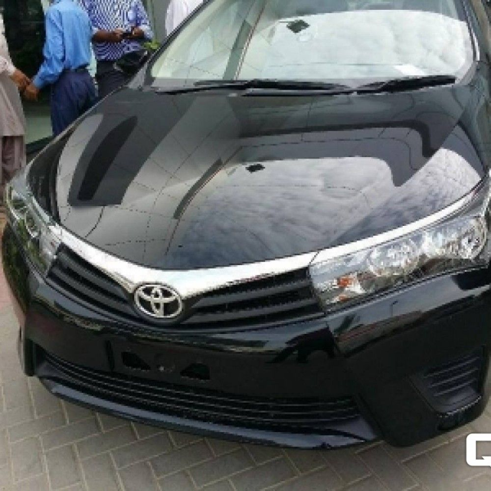 Comments By Seller Brand New Unused 2014 Model Of Toyota Corolla Car Model 2014 Gli Manual Transmission Car Is 0 Km Driven Colo Toyota Corolla Toyota Corolla