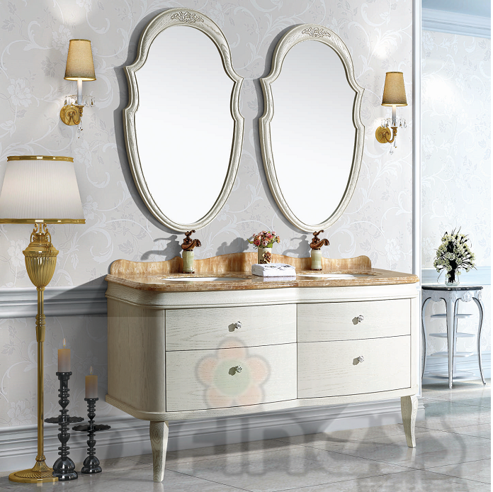 . D finess Modern Chinese Cheap Bathroom Furniture Vanity With Legs