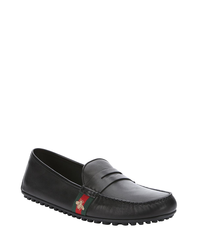 O33zx8PWd0 Black Web Horsebit Loafers Xbf6YcC