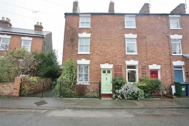 FOR SALE - £215,000  A three storey Victorian townhouse - Banbury