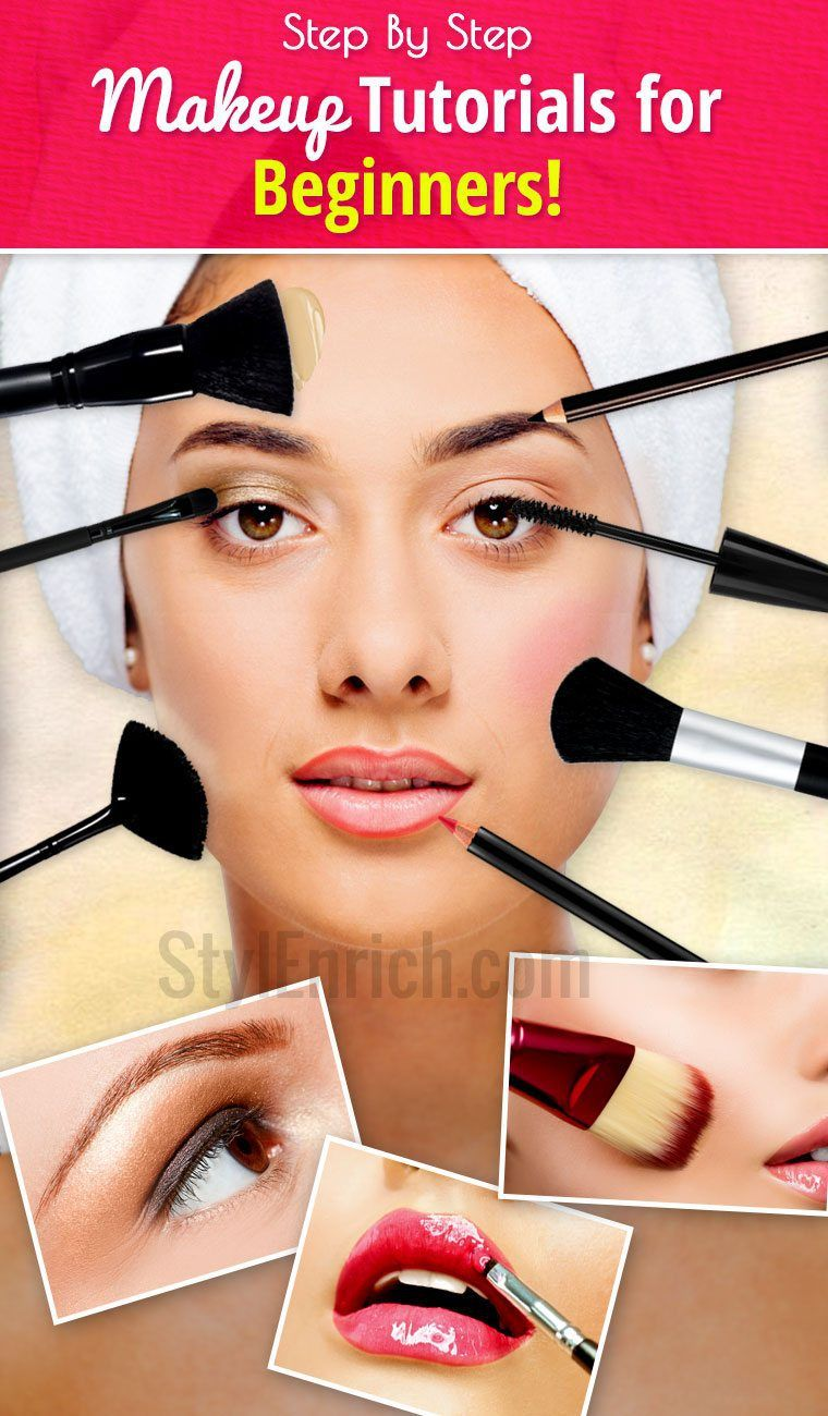 how to do makeup for beginners : a step by step guide | make
