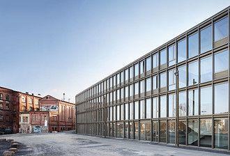 Frenzel Und Frenzel projects birk heilmeyer und frenzel architekten facade