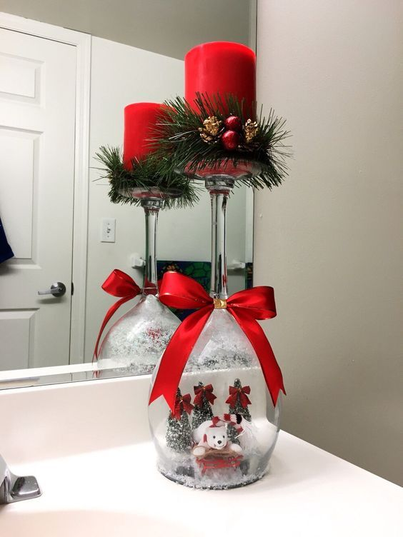 120 Christmas DIY Decorations Easy and Cheap #decorationnoel