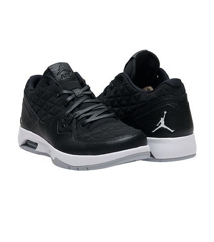 sports shoes 305e3 16f81 JORDAN MENS JORDAN CLUTCH SNEAKER Black