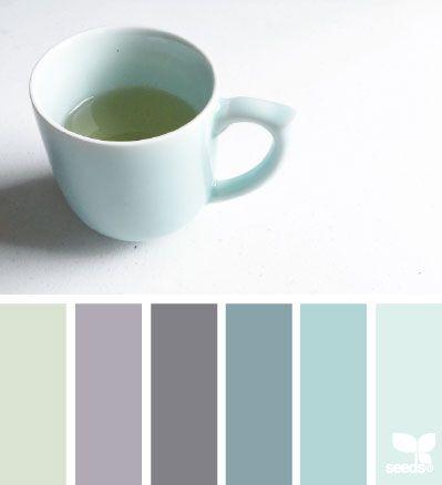Duck Eggs Colour Palette Пошук Google