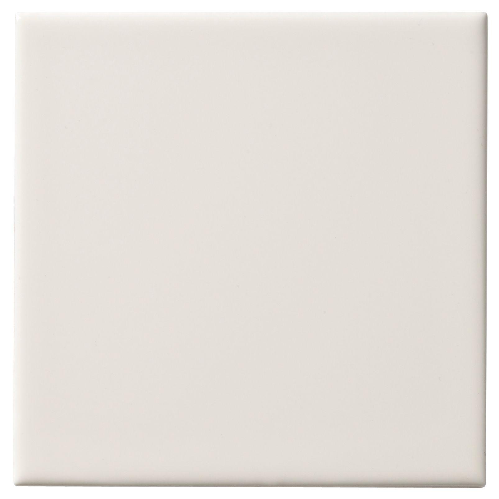 utopia cream ceramic wall tile pack of 25 l 100mm w 100mm