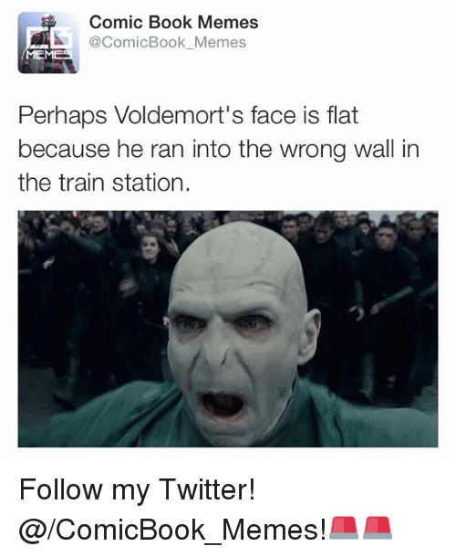 True Tho Book Memes Voldemort Face Funny Memes