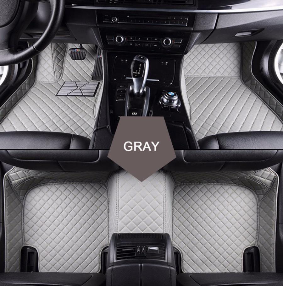 Custom Fit Car Floor Mats For Audi A1 A3 A4 A6 A7 A8 Q3 Q5 Q7 Tt 3d