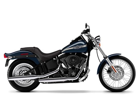 Harley-Davidson Night Train FXSTB (2003)