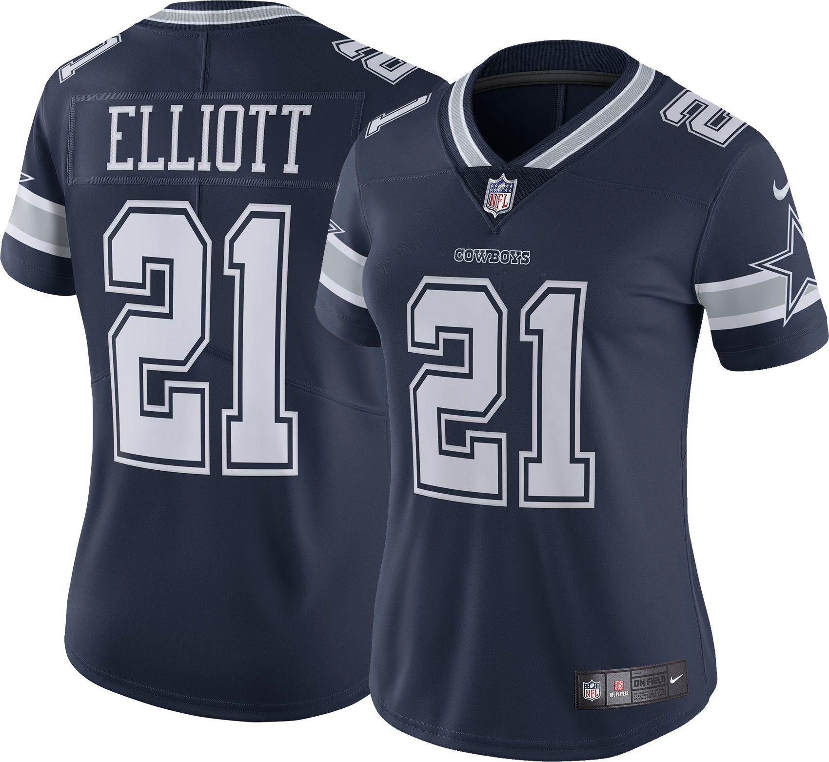 Nike Women's Home Limited Jersey Dallas Ezekiel Elliott