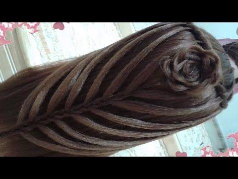 peinados recogidos faciles para cabello largo bonitos y rapidos con trenzas para nia para fiestas29 - Peinados Rapidos Y Faciles