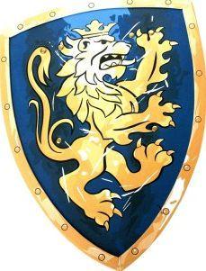 LionTouch King Arthur Shield