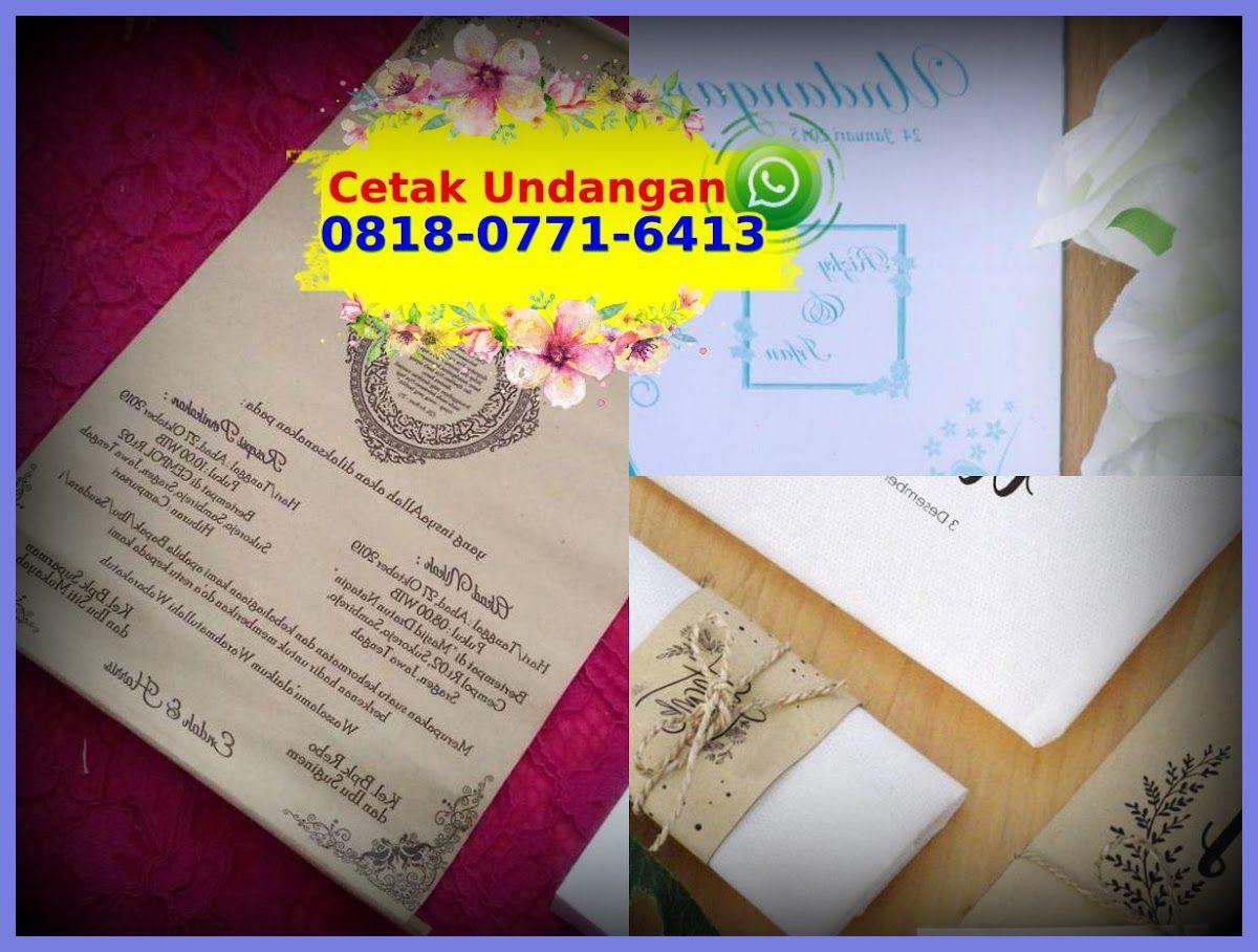 Tulisan nama undangan pernikahan contoh undangan