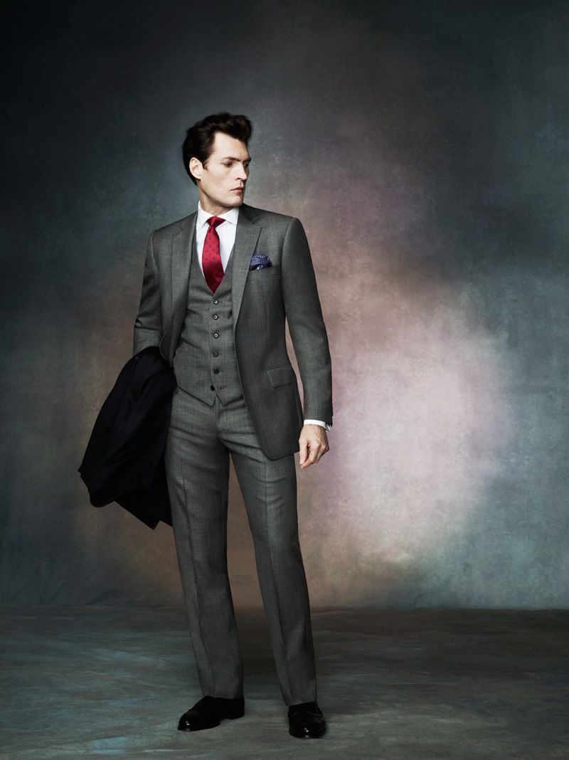 How I imagine every British professional dresses. Gieves & Hawkes ...