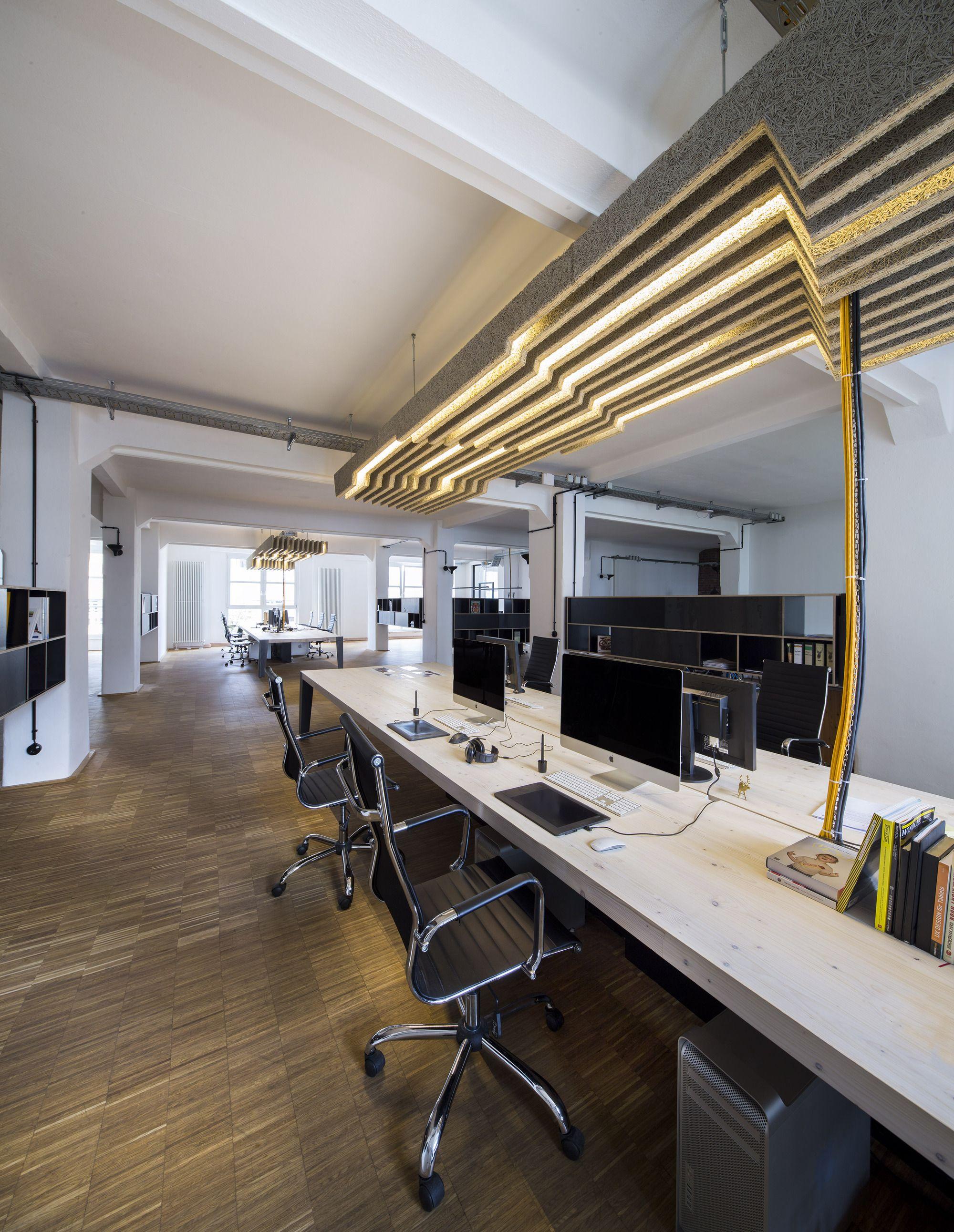 Gallery of Zum Goldenen Hirschen Office Extension / schöne räume ...