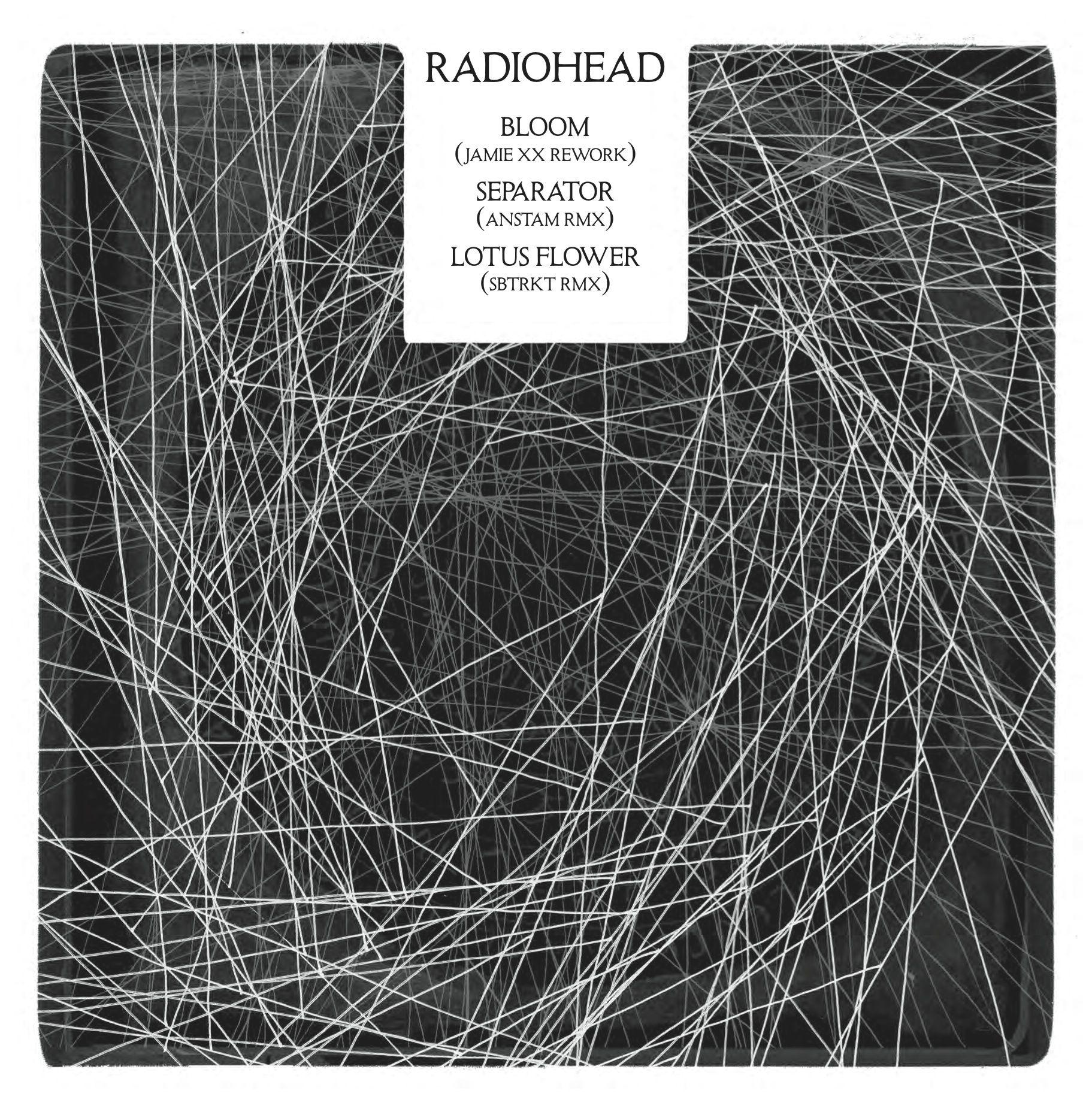 Radiohead Album musique, Graphisme, Graphic