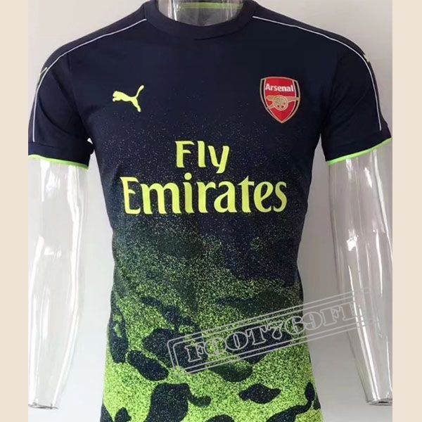 Polos Arsenal FC noirs homme e3iRw6