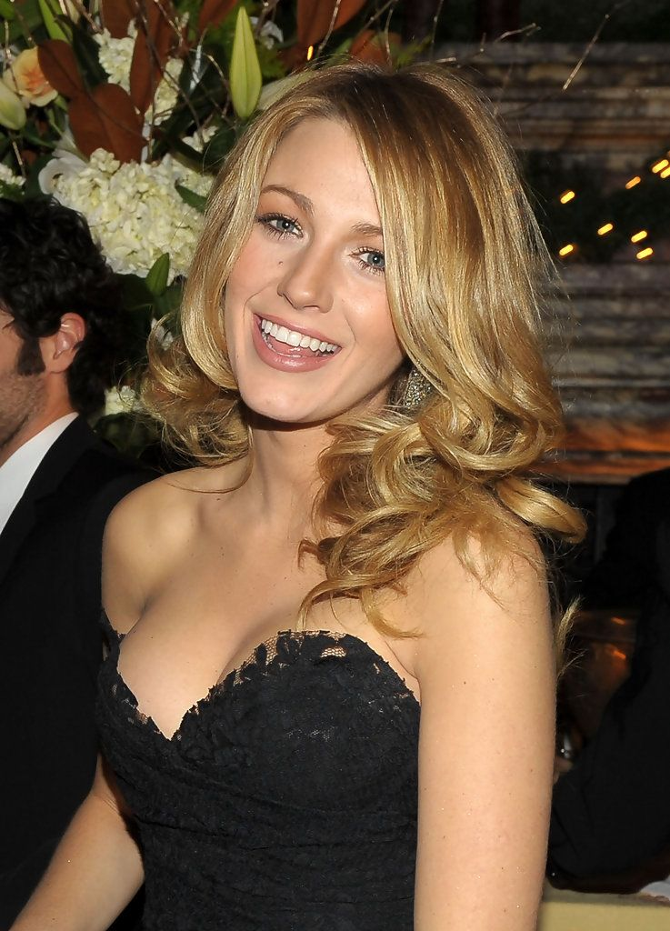 Pretty Blake Lively ...  Succulent Honey...   AskMen(.)com named her the most desirable woman of 2011 and People magazine named her one of 2012's Most Beautiful at Every Age