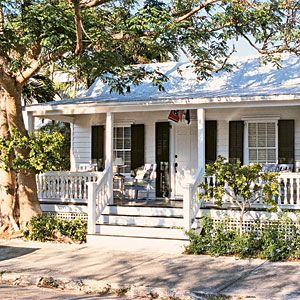 10 Beautiful Beach Cottages 9 Key West Cottage Coastalliving
