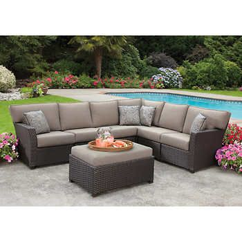Best Westchester 7 Piece Sectional Garden Furniture Sets 400 x 300