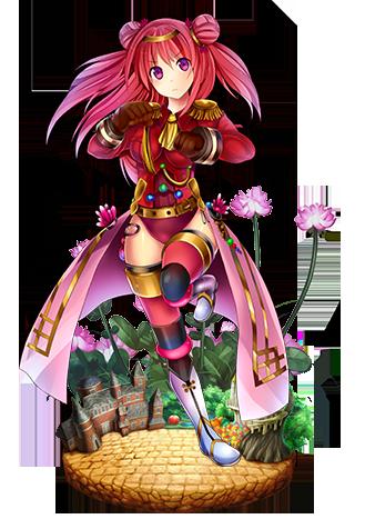 FKGAstra Galus Knight, Anime, Flowers